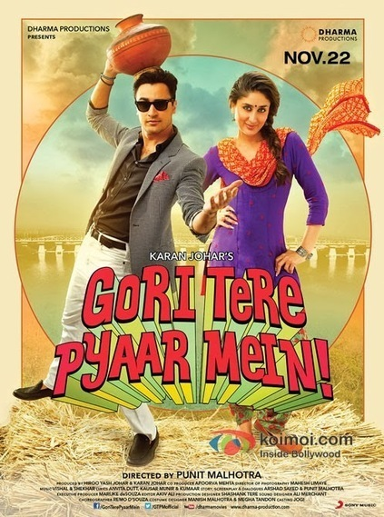 Gori Tere Pyaar Mein - DvdScr   Free Download Latest Bollywood Movies, Hindi Dudded Movies, Hollywood Movies, Tamil movies, Live Mov   Free Movie Download   Scoop.it