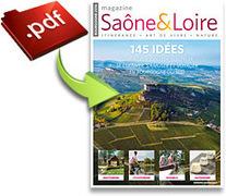 Magazine 145 idées à vivre en Saône-et-Loire   Destination Saône-et-Loire   Scoop.it