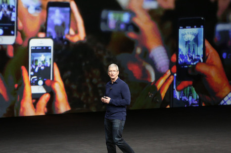 Everything You Need To Know From Apple's iPhone 7Event I TechCrunch | DIGITAL TRENDS | Scoop.it