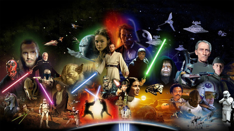 Disney appoints a group to determine a new, official Star Wars canon | Transmedia Means | Scoop.it