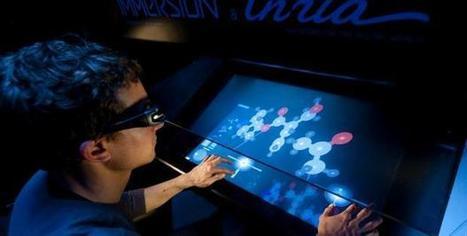 Arrêtez de regarder la 3D, prenez-en le contrôle ! | Nouvelles technologies actu | Scoop.it