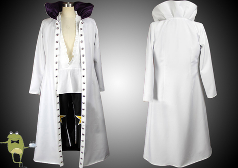 One Piece White Horse Cavendish Cosplay Costume Outfits | Anime Cosplay Costumes | Scoop.it