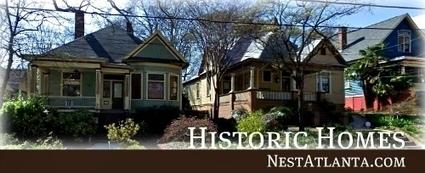 Historic Atlanta Neighborhoods & Homes for Sale   Atlanta Bungalows   Scoop.it