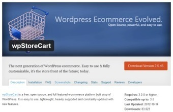 10 easy ways to set up WordPress for ecommerce - Web Hosting Blog | Favorite Internet Marketing Pitches | Scoop.it