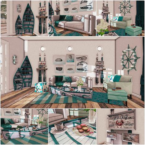Beach House | Second Life | Scoop.it
