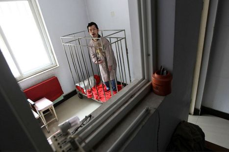 Peng Weiqing: Chinese man kept in CAGE by his mother for more than 40 years in the city of Zhengzhou | A little bit of everything | Scoop.it