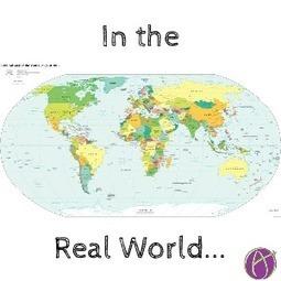 In the Real World.... | Era Digital - um olhar ciberantropológico | Scoop.it