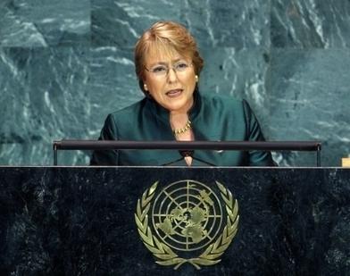 """ONU : les pays musulmans acceptent une déclaration """"historique"""" sur les violences contre les femmes   sexisme   Scoop.it"""