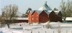Barn With An Attitude | Robert J. Galbraith | American Barns | Scoop.it