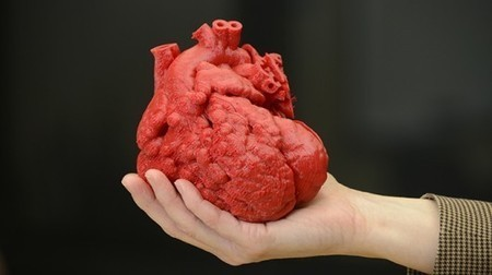 3D-printed heart helps doctors prepare for life-saving surgery - Gizmag   3D Printing tools for science   Scoop.it