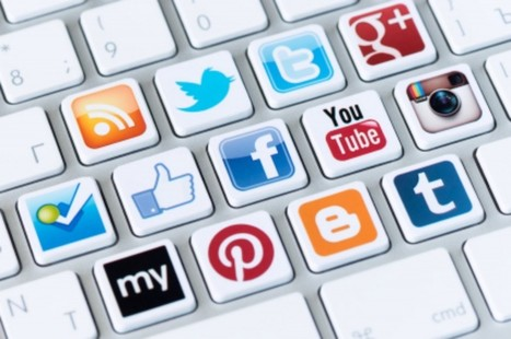 How to keep up to date on social media   Social Networking Sites in the Classroom   Scoop.it