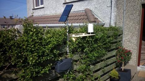 Raspberry Pi Weather Station | Raspberry Pi | Scoop.it
