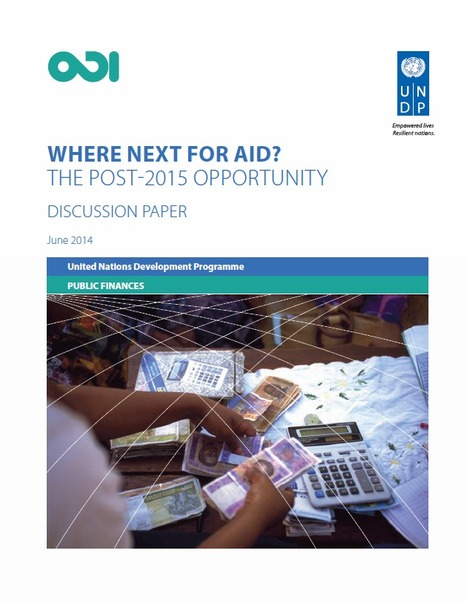 Where next for aid? The post-2015 opportunity | Development | Scoop.it