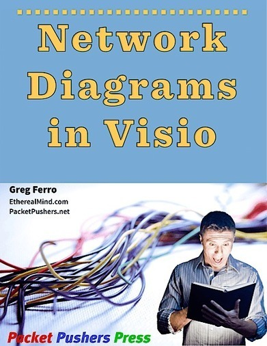 Book Release: Tips on Using Visio To Make Network Diagrams   Networking Technologies   Scoop.it