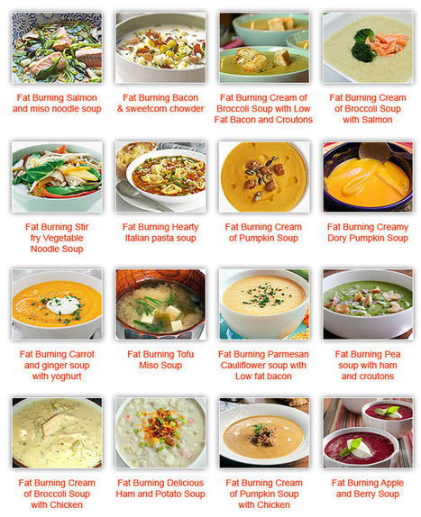 fat burning soup diet | Fat Burning Soup For weight loss | weight loss program reviews | Scoop.it