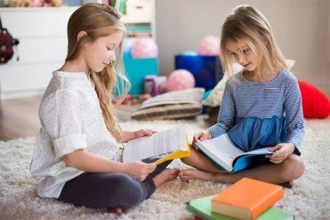 La lectura potencia el progreso intelectual de los niños | I didn't know it was impossible.. and I did it :-) - No sabia que era imposible.. y lo hice :-) | Scoop.it