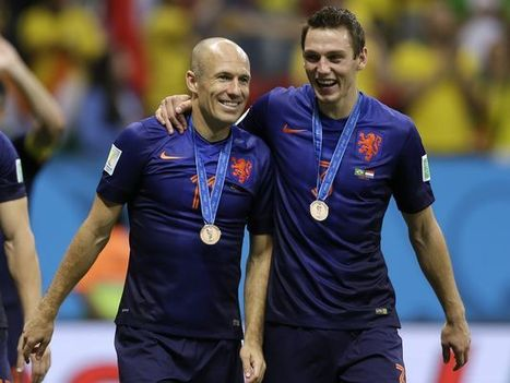 Belanda Tempati Posisi Ketiga - Bola | Piala Dunia 2014 - Belanda | Scoop.it