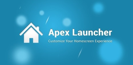 Apex Launcher Pro v2.4.1b1 apk   Android Themes   Scoop.it