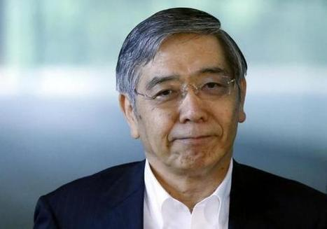 Bank of Japan meets as economic slump, tax delay cast doubt over outlook | Sustain Our Earth | Scoop.it
