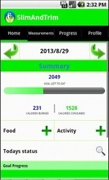 Calorie Counter - Slim & Trim - Android-appar på Google Play | Healthy Recipes and Tips for Healthy Living | Scoop.it