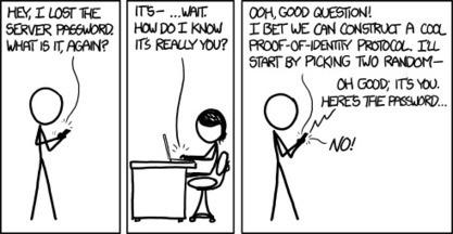xkcd: Identity | JANUA - Identity Management & Open Source | Scoop.it