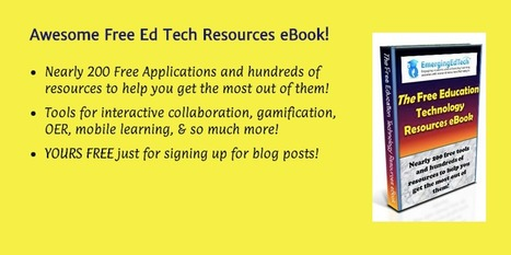 Cool free eBook on Ed Tech | Into the Driver's Seat | Scoop.it