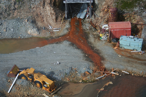 Cost of Abandoned, Contaminated Mine Sites in B.C. $508 Million,Up 83 Per Cent Since 2014   GarryRogers Biosphere News   Scoop.it