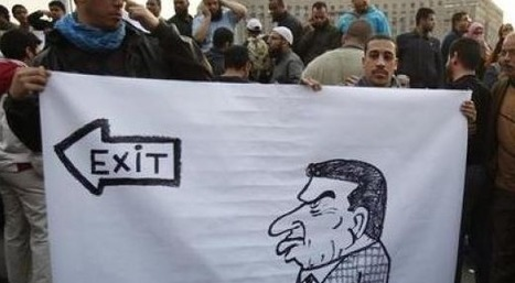 Deuxième anniversaire du printemps égyptien célébré dans la violence | Égypt-actus | Scoop.it