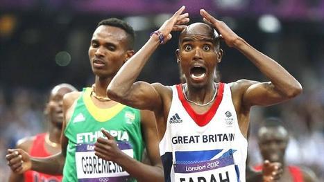 Mo Farah Wins 5000M In London Olympics 2012 | media | Scoop.it