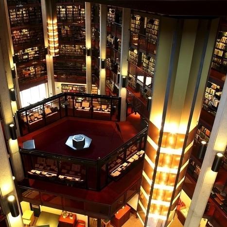 Las 49 bibliotecas más alucinantes del mundo | El Placer de la Lectura | Formar lectores en un mundo visual | Scoop.it