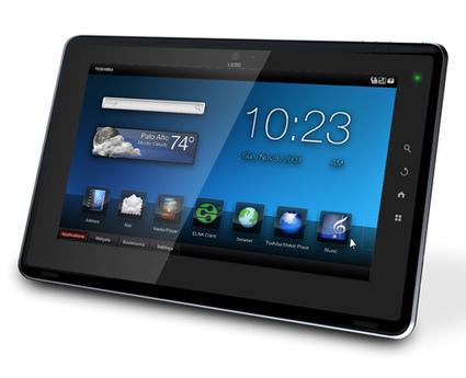 Comment choisir une tablette tactile ? 10 critères à prendre en compte | Tablettes tactiles et usage professionnel | Scoop.it