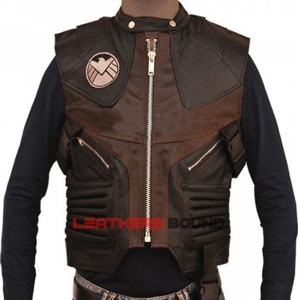 Hawkeye The Avengers Leather Costume | leathersbound | Scoop.it