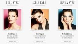 Lancôme crée un site de tutoriels dédiés à sa gamme Hypnôse : Veille du Brand Content | marques & social media | Scoop.it