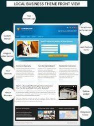 Local Business WordPress Theme : InkThemes | WordPress Themes Review | Scoop.it