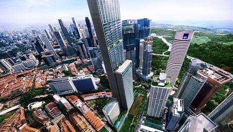Clermont residence - Mix Development at Tanjong Pagar by Glucoland | Singapore Real Estate | Scoop.it