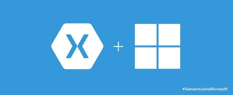 A Xamarin + Microsoft Future |  | News de la semaine .net | Scoop.it