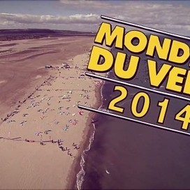 """The Best Of """"Mondial du Vent 2014″ on The Kitesurf Channel 