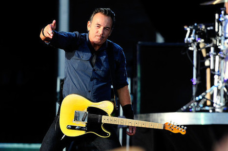 Several Tour Rumors Surface - Blog it All Night: A Bruce Springsteen Blog | Bruce Springsteen | Scoop.it