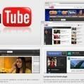 YouTube cambia faccia, sempre più simile ad un social network   Social media culture   Scoop.it