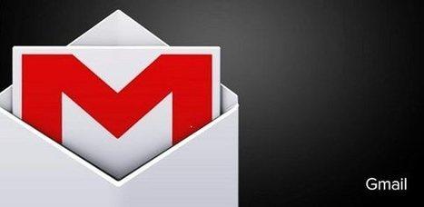 Imagen filtrada durante I/O 2013 muestra el nuevo diseño de Gmail | Conuco Digital | Scoop.it