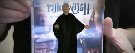 EA Harry Potter Game Cover Augmented Reality Experience | Augment My Reality | Scoop.it