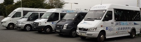 Licensed Chester Minibus Hire for Safe Transportation   24X7 Hour Quick Airport Transfers in North Wales   Scoop.it