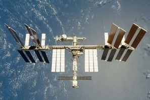 Upcoming ARISS ham radio contact with Royal Canadian Air Cadets | Amateur Radio Adventures | Scoop.it