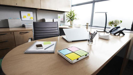 Post-it Notes Teams Up With Evernote To Bridge Analog And Digital   Real Estate Plus+ Daily News   Scoop.it