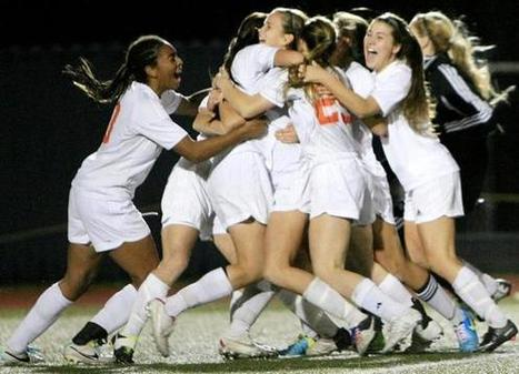 Katie Nugent's goal lifts Newton North to title - Boston Globe   Sports   Scoop.it