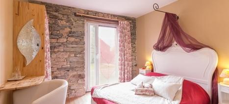 Pour un week-end en amoureux en chambre d'hôtes en Bretagne Morbihan-domainedescamelias.com | Week-end romantique en Bretagne Sud Morbihan | Scoop.it