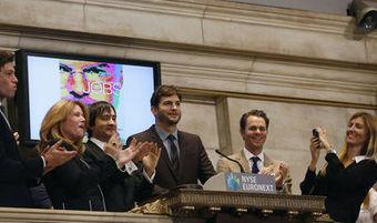 Ashton Kutcher, le geek d'Hollywood qui séduit la Silicon Valley   Création d'entreprise & web   Scoop.it