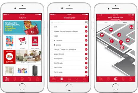 Target embracing indoor location with new app update | iBeacon.com Insider | Beacons | Scoop.it