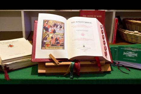 La nouvelle traduction du Missel entrera en vigueur en 2017 | Nouvelles du doyenné et du diocèse | Scoop.it
