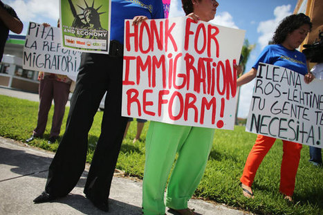 Immigration Reform Could Boost U.S. Economy | Undocumented Immigrants and Paying Taxes | Scoop.it